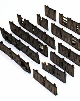 Yard Panel Fencing-1693