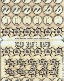 DMH Marker Set -0