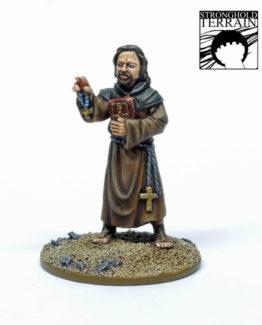 Mönch (Christlicher Priester)-0