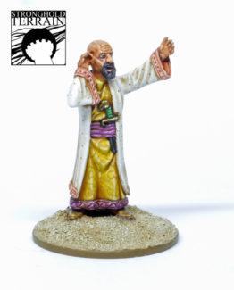Muezzin (Islamischer Priester)-0