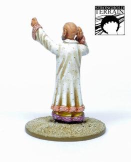 Muezzin (Islamischer Priester)-1399