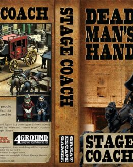 Dead Man's Hand Stage Coach Set -0