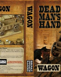 Dead Man's Hand Wagon Set -0