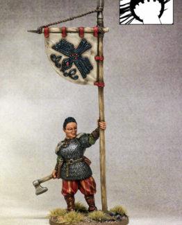 Dagmar Wikinger Bannerträgerin-0