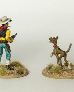 Lonesome Cowboy & Hund-1848