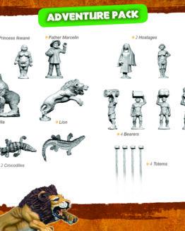 CONGO Box Set 5: Adventure Pack-1887