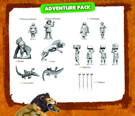 CONGO Box Set 5: Adventure Pack-1887