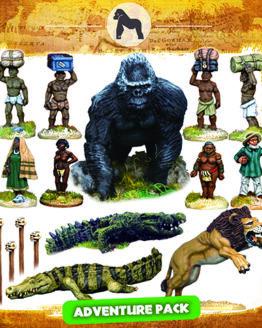 CONGO Box Set 5: Adventure Pack-0