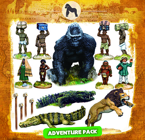 CONGO Box Set 5: Adventure Pack-0