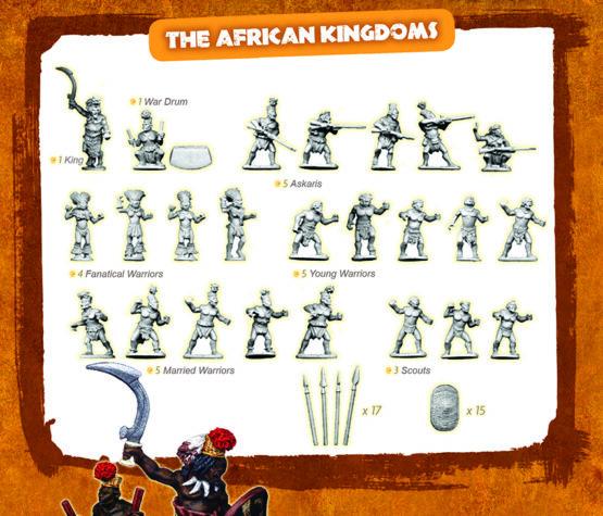 CONGO Box Set 4: The African Kingdoms-1883