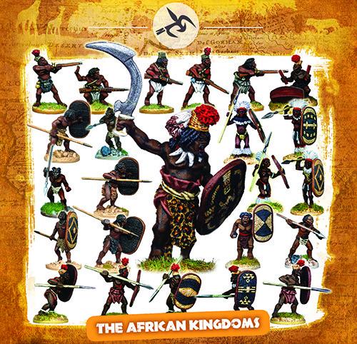 CONGO Box Set 4: The African Kingdoms-0