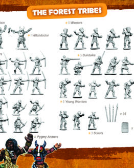 CONGO Box Set 3: The Forest Tribes-1879