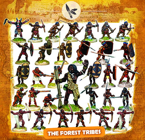 CONGO Box Set 3: The Forest Tribes-0