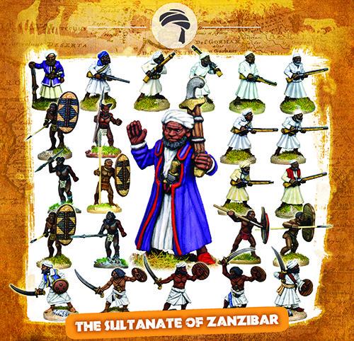 CONGO Box Set 2: The Sultanate of Zanzibar-0