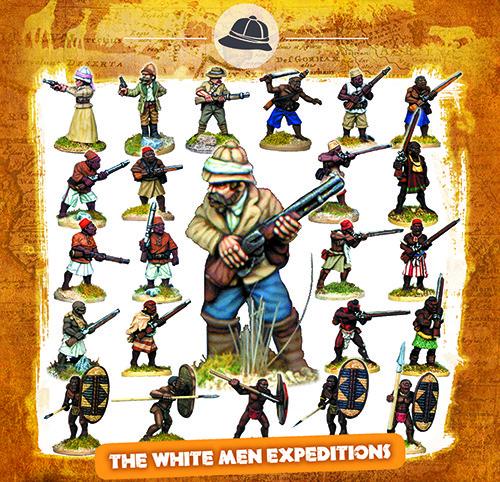 CONGO Box Set 1: The White Men Expedition-0