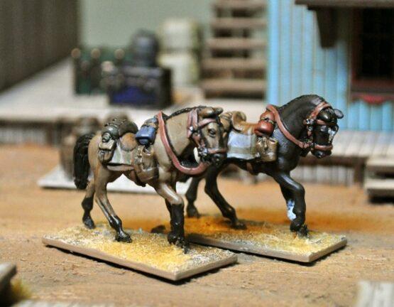 3 reiterlose Pferde-0