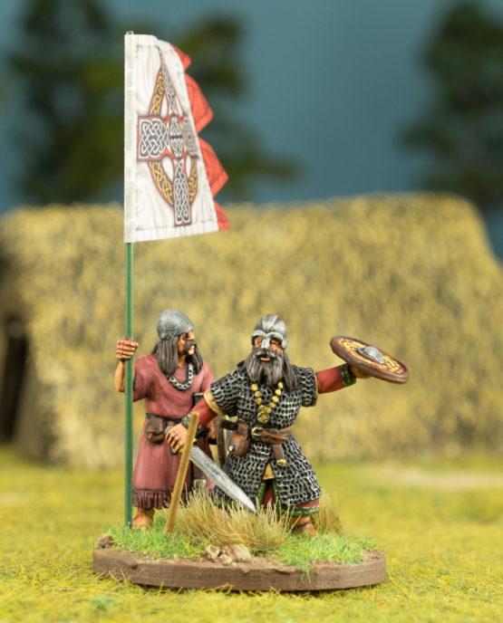 SAGA Starter Armee: 4 Punkte Iren (Footsore miniatures)-1908