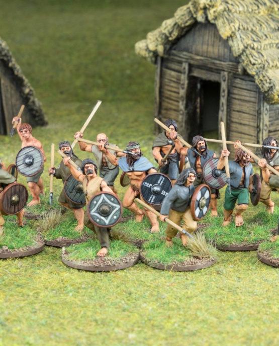 SAGA Starter Armee: 4 Punkte Iren (Footsore miniatures)-1910