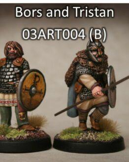 Bors & Tristan (2) (Footsore miniatures)-0