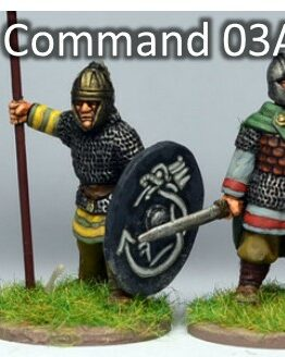 Briten Infanterie Kommandoabteilung (4) (Footsore miniatures)-0