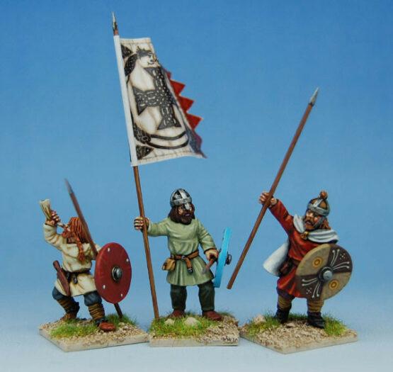 Sachsen Infanterie Kommandoabteilung (3) (Footsore miniatures)-0
