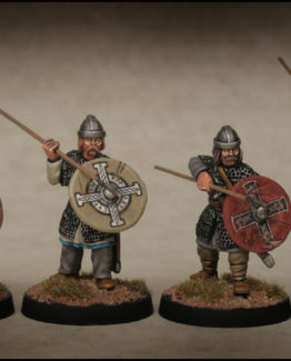 Angelsachsen Veteranen (4) (Footsore miniatures)-0