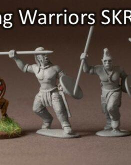 Skraelinger Krieger (8) (Footsore miniatures)-0