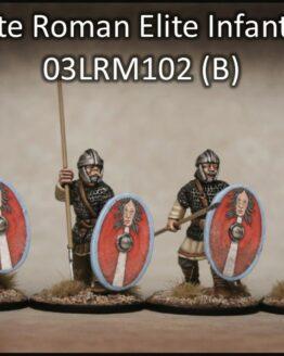 Spätrömer gerüstete Infanterie (4) (Footsore miniatures)-0