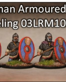 Spätrömer gerüstete knieende Infanterie (4) (Footsore miniatures)-0
