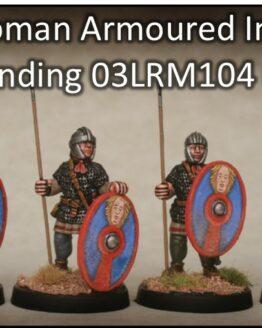Spätrömer gerüstete stehende Infanterie (4) (Footsore miniatures)-0