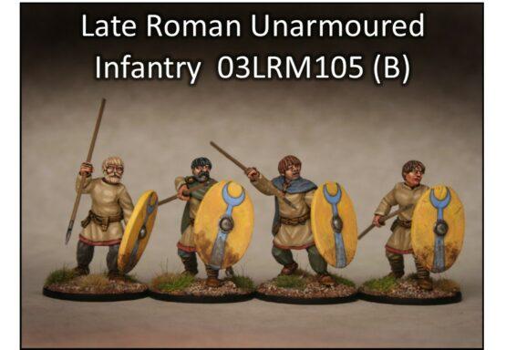 Spätrömer ungerüstete Infanterie (4) (Footsore miniatures)-0