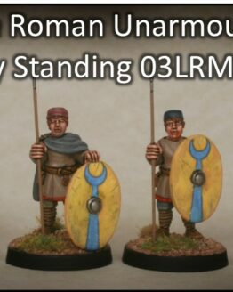 Spätrömer ungerüstete stehende Infanterie (4) (Footsore miniatures)-0
