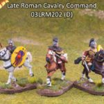 Spätrömer Kavallerie Kommandoabteilung (3) (Footsore miniatures)-0