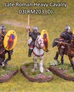Spätrömer Kavallerie (3) (Footsore miniatures)-0