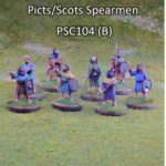 Pikten/Schotten Speerträger (4) (Footsore miniatures)-0