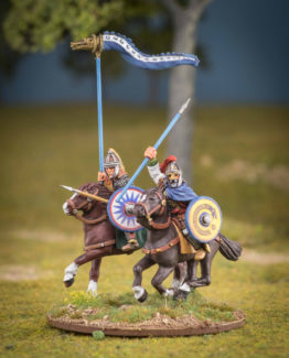 Gothen berittener Kriegsherr (2) (Footsore miniatures)-0