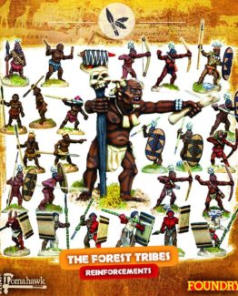 Congo Forest Tribes REINFORCEMENTS 1