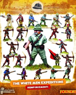 Congo White Men Expedition REINFORCEMENTS 1