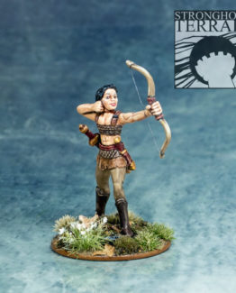 SC251 Female Pictish Archer 4