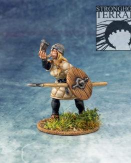 SC28 Ingrid Viking Horn Blower 1