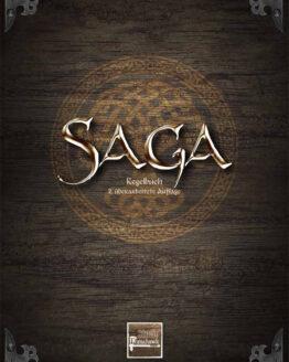 SAGA Rules & Dice
