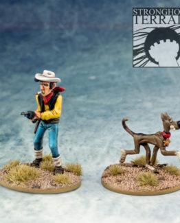 DMHC50 Lonesome Cowboy & Dog 1