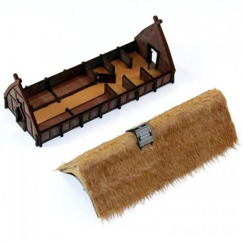 Norse Longhouse