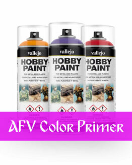 Basic PrimerAFV Color Paint