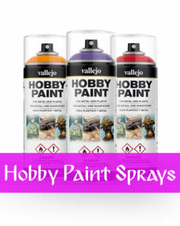 Hobby Paint Sprays