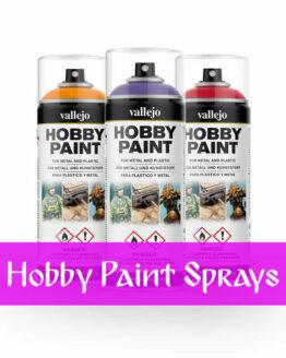 Hobby Paint Sprays