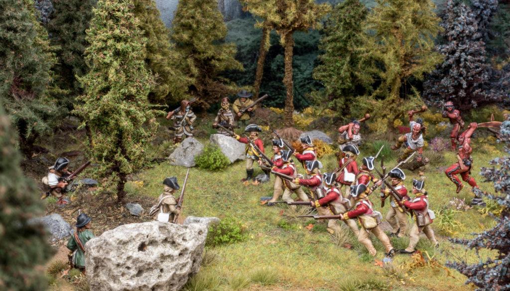 <div>Muskets & Tomahawks Vorstellung: Teil 1 – Überblick</div>