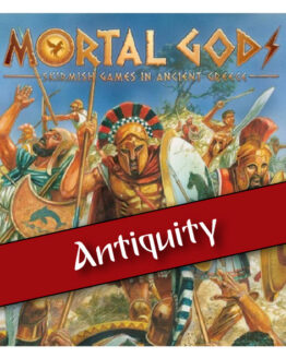 Mortal Gods - Antiquity