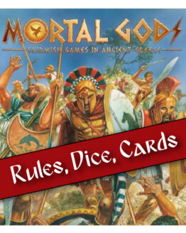 Rules, Dice, Cards